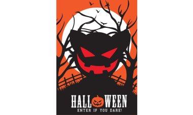 Best Halloween vector background