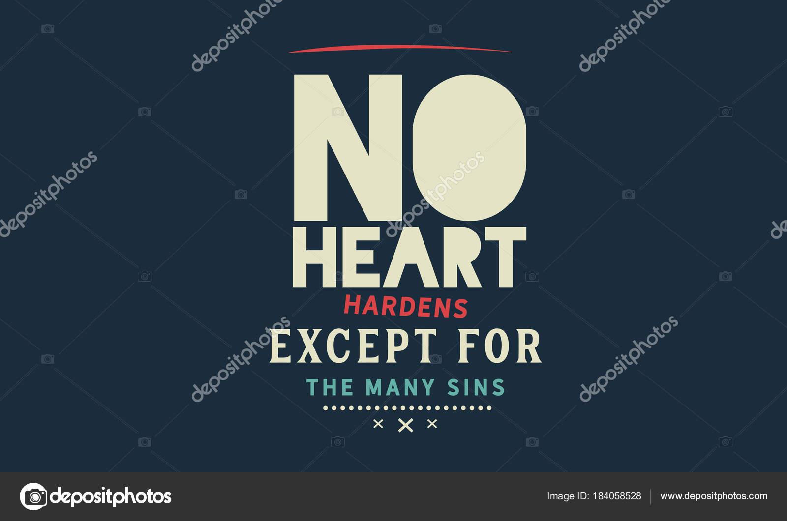 多くの罪を除いて心が固まってな...