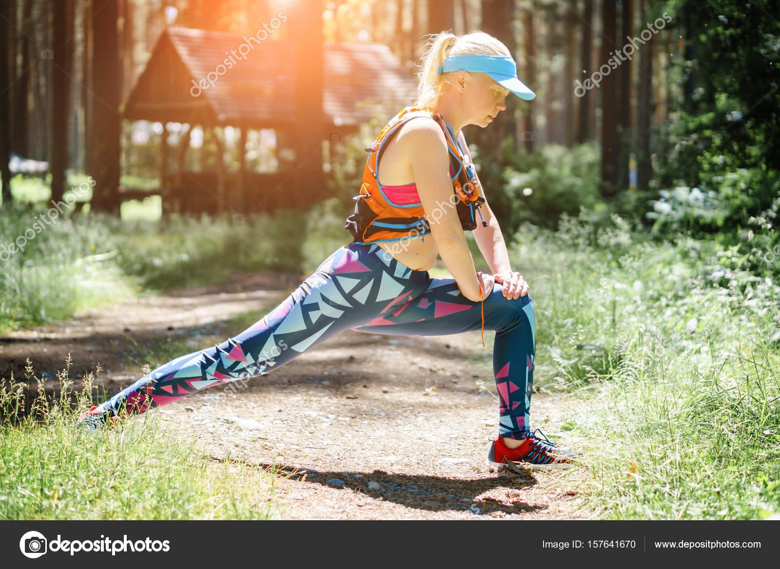 calentamiento piernas antes de correr