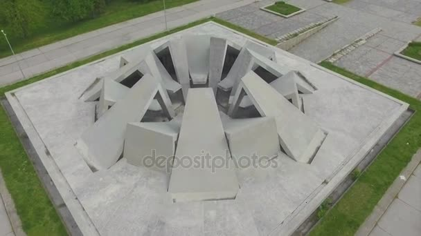 Aerial view of the Hillock of Fraternity