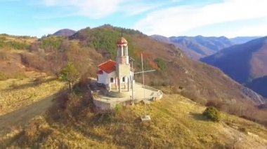Chapel Ascension of Jesus in Bulgaria