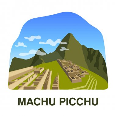 One of New 7 wonders of the world: Machu Picchu
