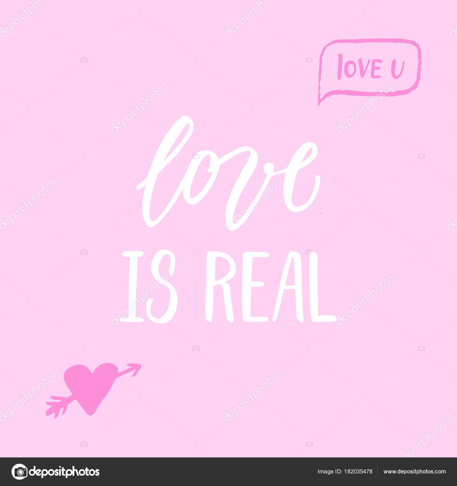 Amor Real Musica Descargar Amor Real Frase Caligrafia Moderna