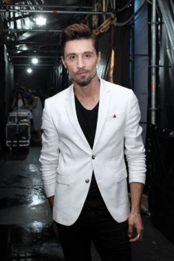 Singer Dima Bilan