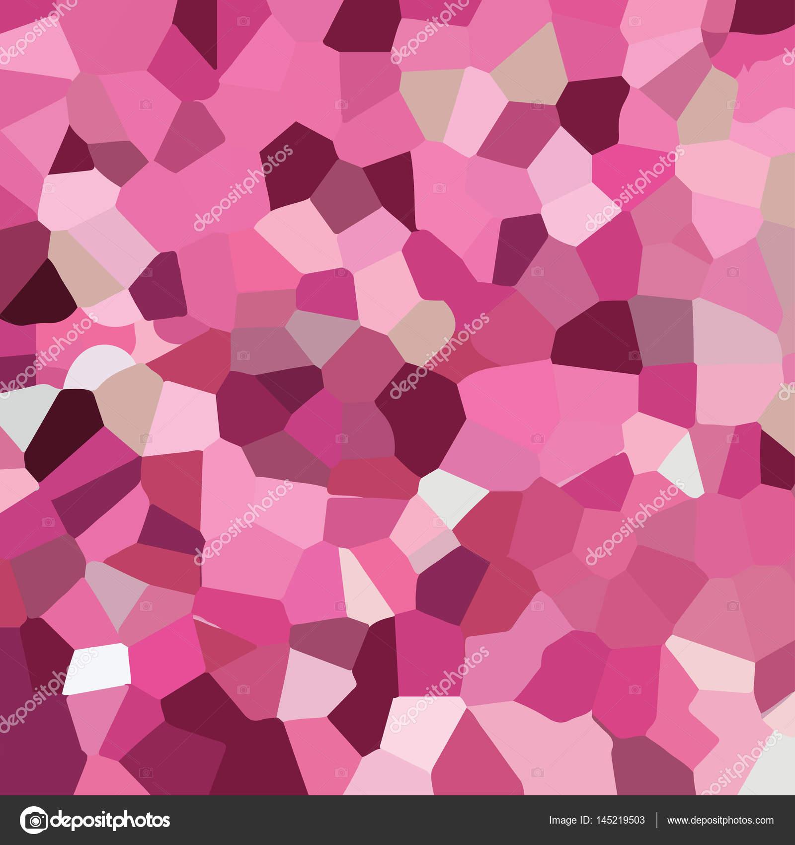 Modern Geometric Seamless Pattern Vector Abstract Mosaic Tiles Texture