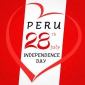 Peru a függetlenség napja július 28