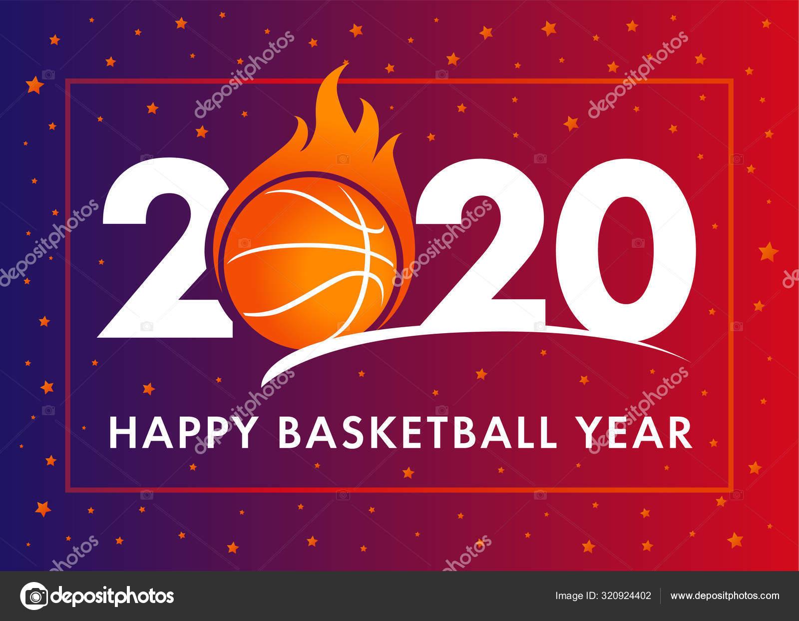 """Resultado de imagen de happy 2020 basketball"""""""