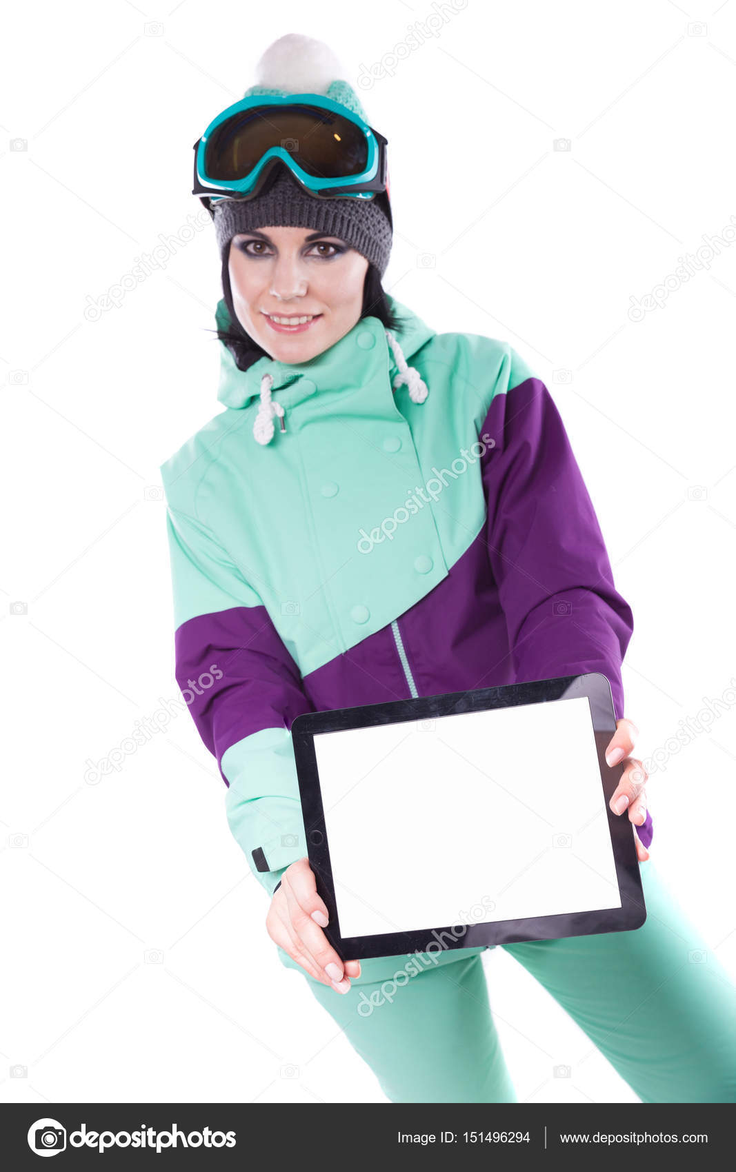 ski kostuum