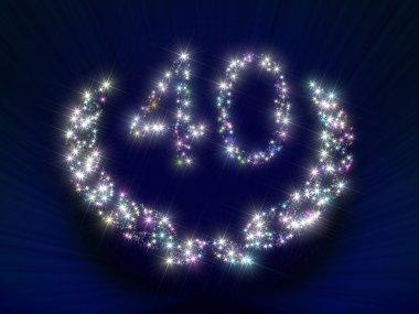 Anniversary 40 Stars