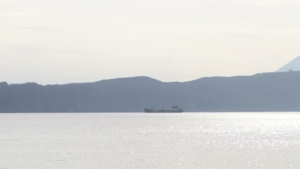 Az Oroszországi Szövetségi Biztonsági Szolgálat Határőrségének a keleti sarkvidékre és az orosz tengeralattjáróra vonatkozó hajóinak legnépszerűbb nézete a Csendes-óceánon. Avacha-öböl, Kamcsatka-félsziget.