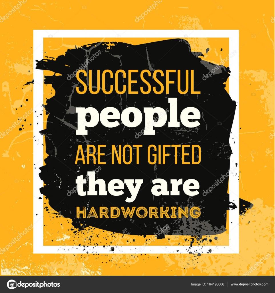 Hardworking quote