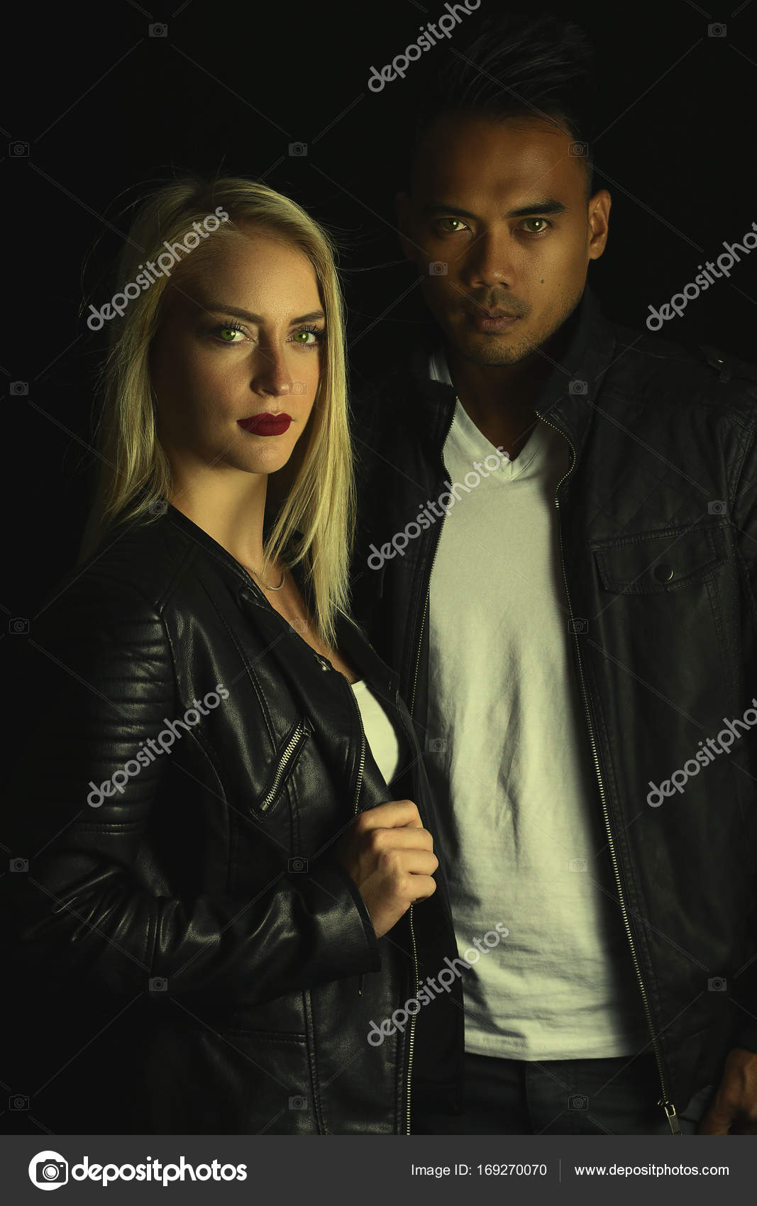 Book Cover Black Jacket ~ Book cover vampire novel attractive couple stock photo edit now