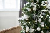 Vánoční interiérové eco styl
