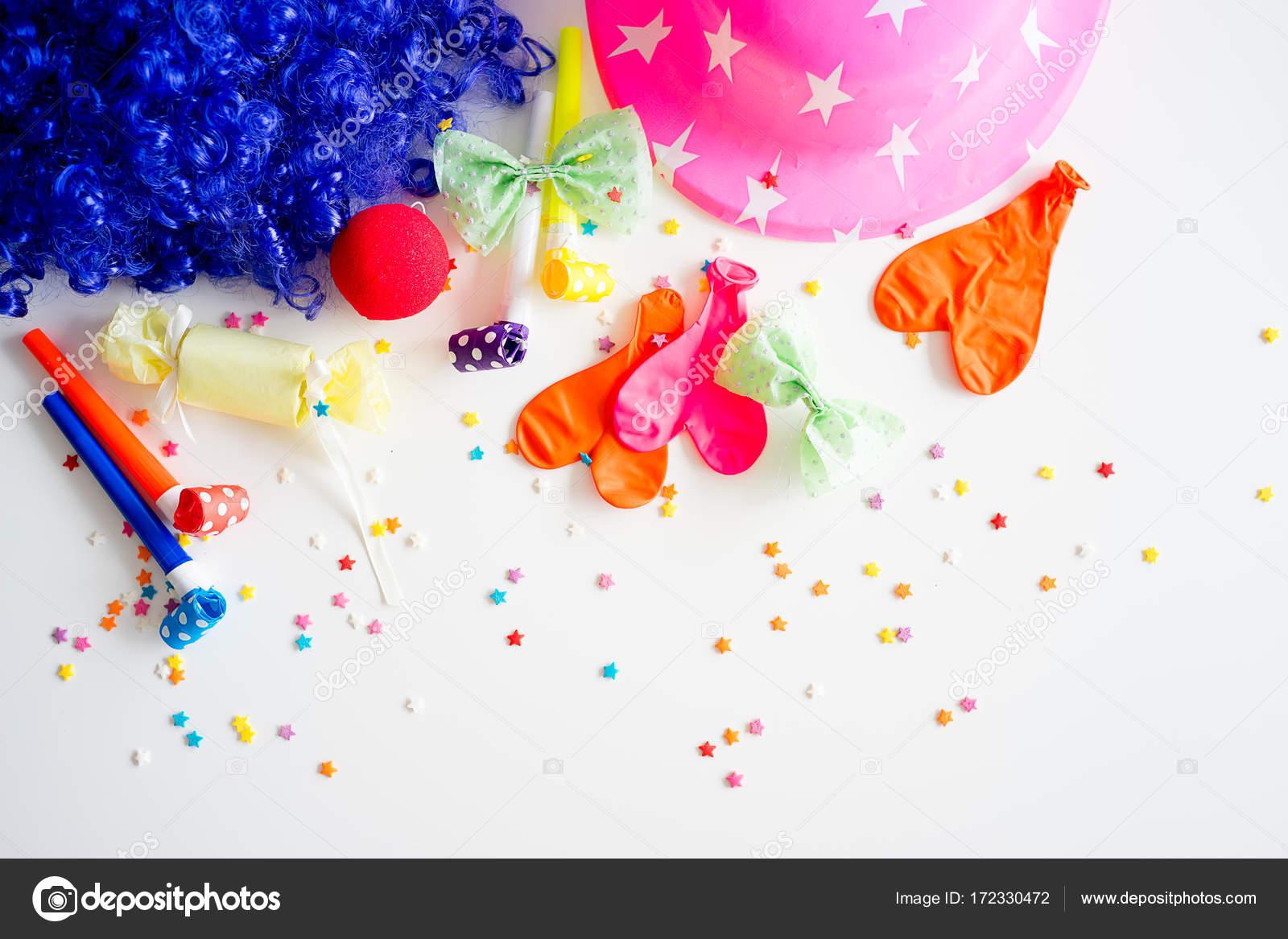 Verjaardag Partij Dingen Stockfoto C Lenanichizhenova 172330472