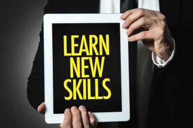 inscription learn new skills