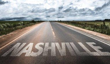 nashville sign on road