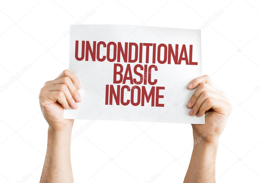 sign Unconditional Basic Income