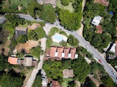 streets of brazilian city