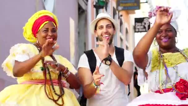 Tanz mit Brasilianerin - baianas