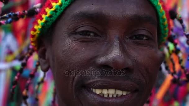 Portrait of Brazilian Guy from Bahia, Salvador