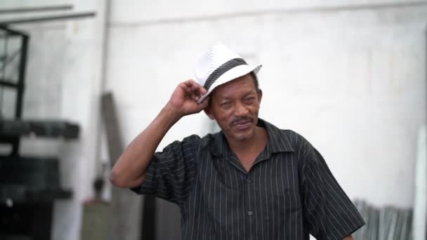 Brazil férfi tánc a Samba - Sambista