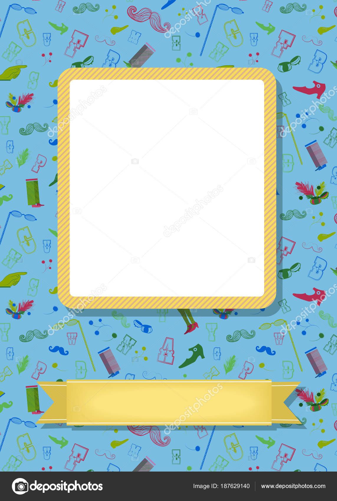 Retro-Bild für Bild mit Banner für text — Stockfoto © Prolegowoman ...