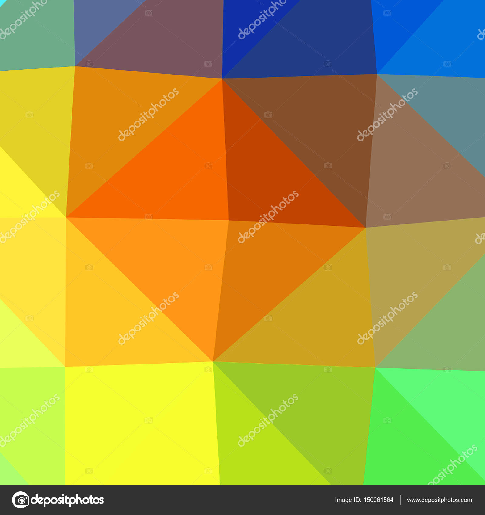 Abstract color background,for design wall art, poster, WEB, — Stock ...