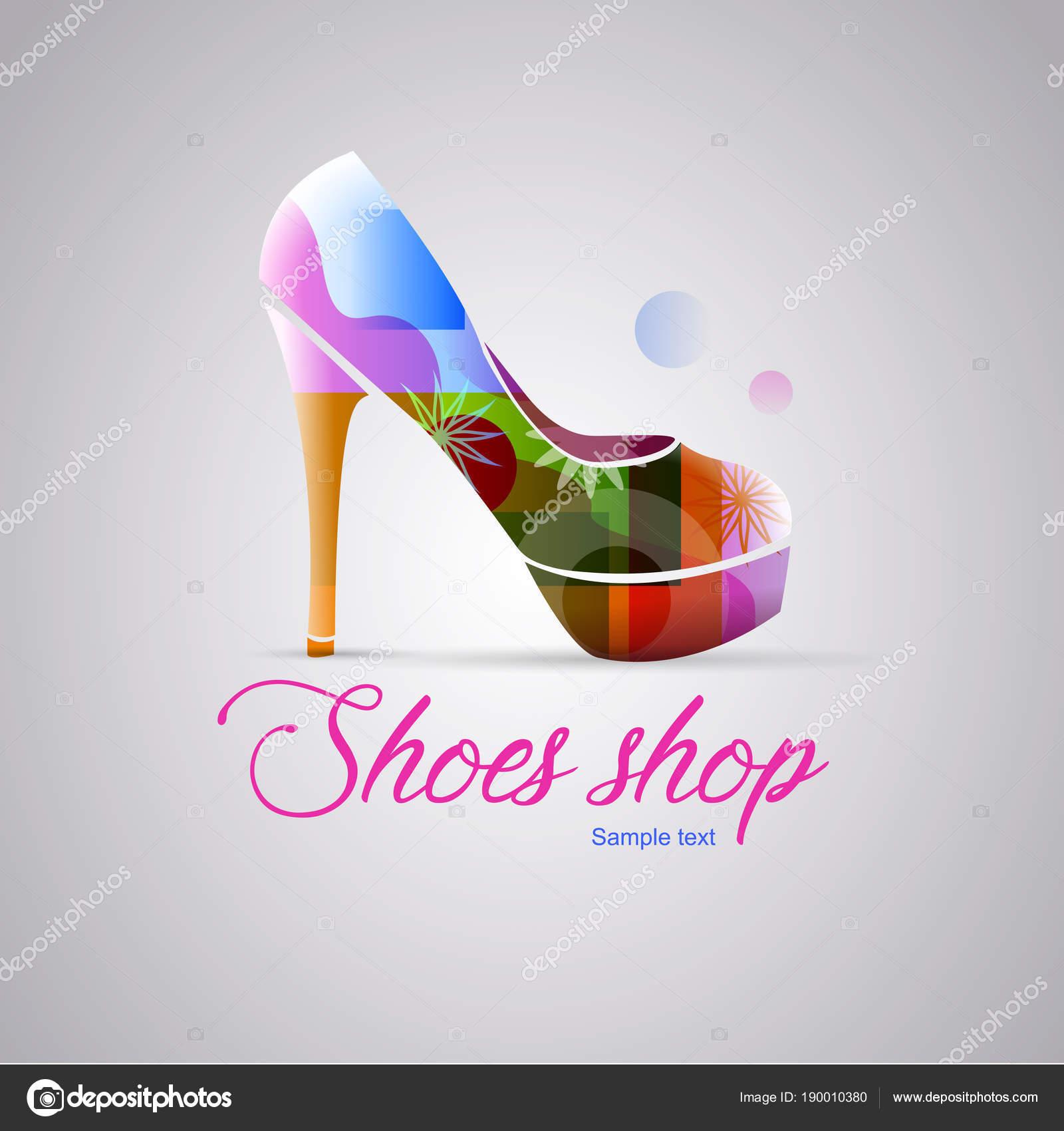 Logo Mujer Logotipos Tienda De Zapatos 4wBWf0ngqW