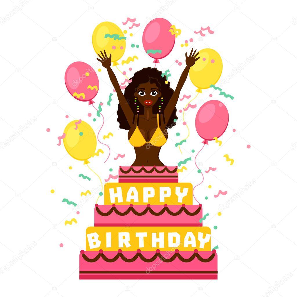 clip Birthday girl sex
