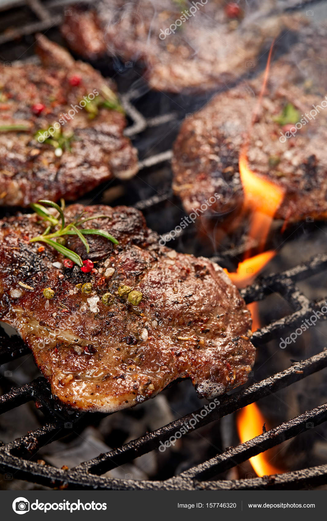 Hals grillt