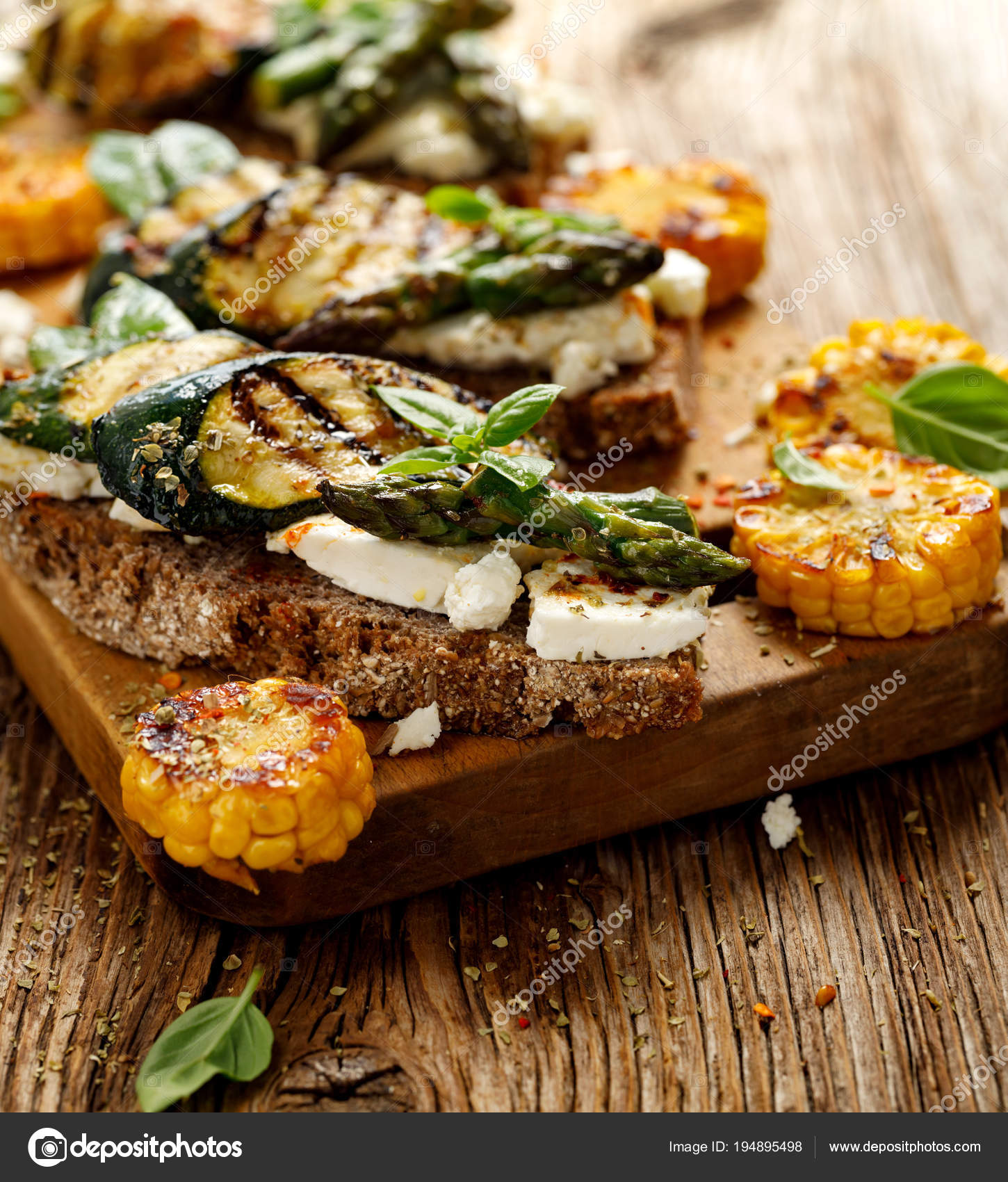 Pan integral con aceite de oliva