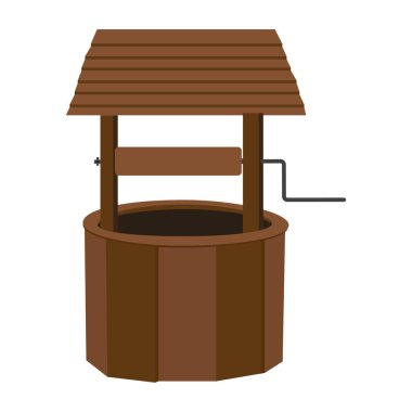 Rural water well