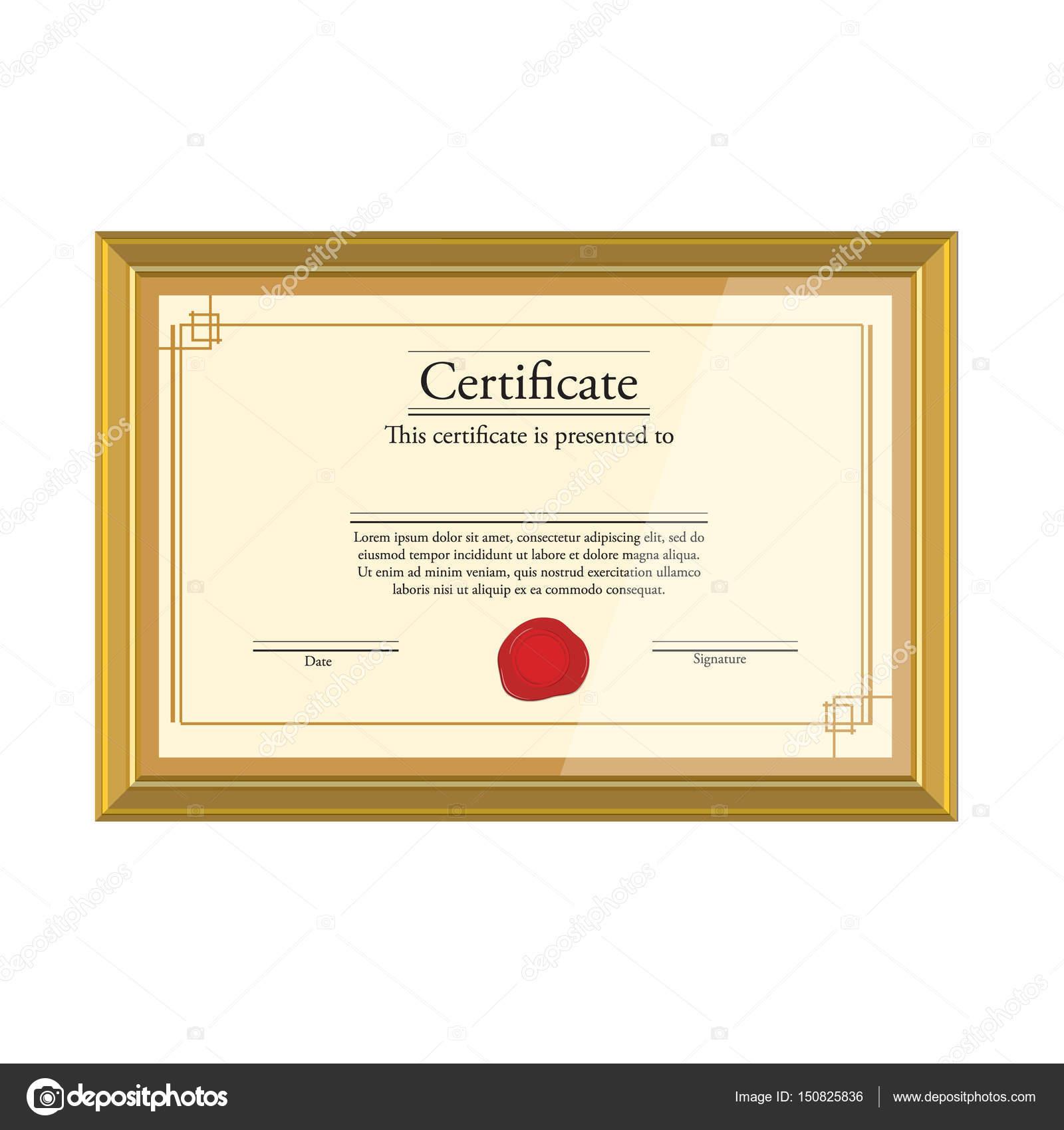 Ausbildung Zertifikat raster — Stockfoto © viktorijareut #150825836