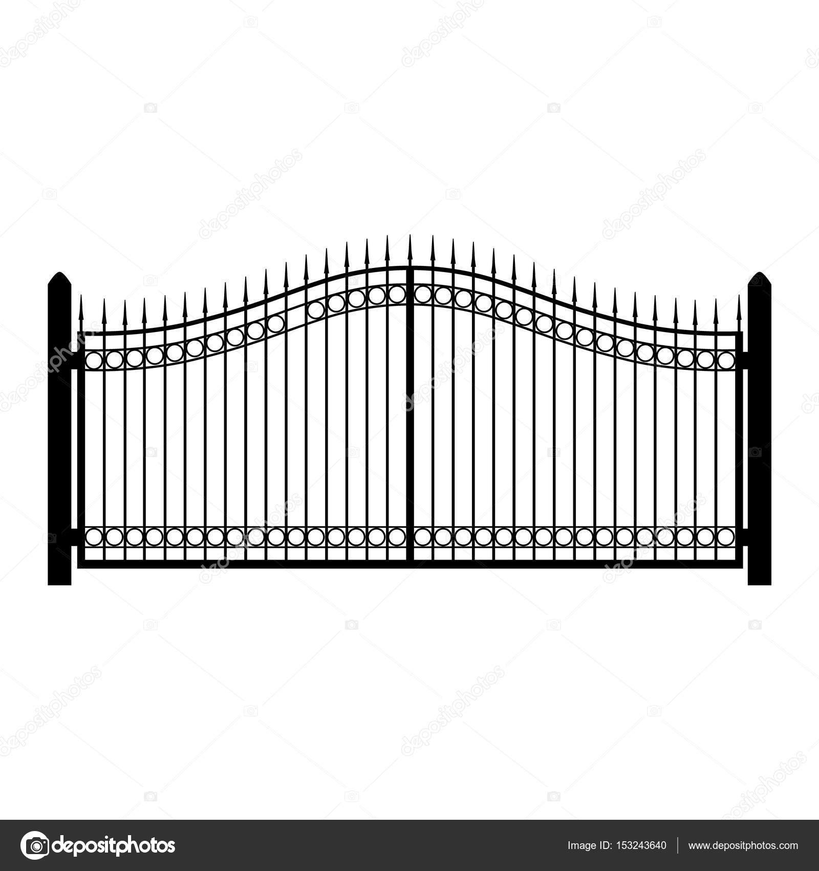 Zaun raster — Stockfoto