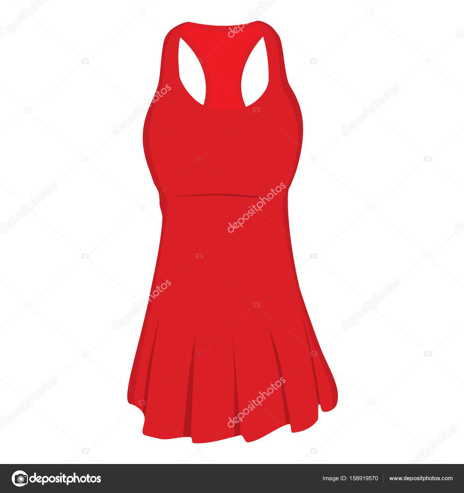 e2d08dba06 Tenis sukienki rastrowych — Zdjęcie stockowe © viktorijareut  158919570