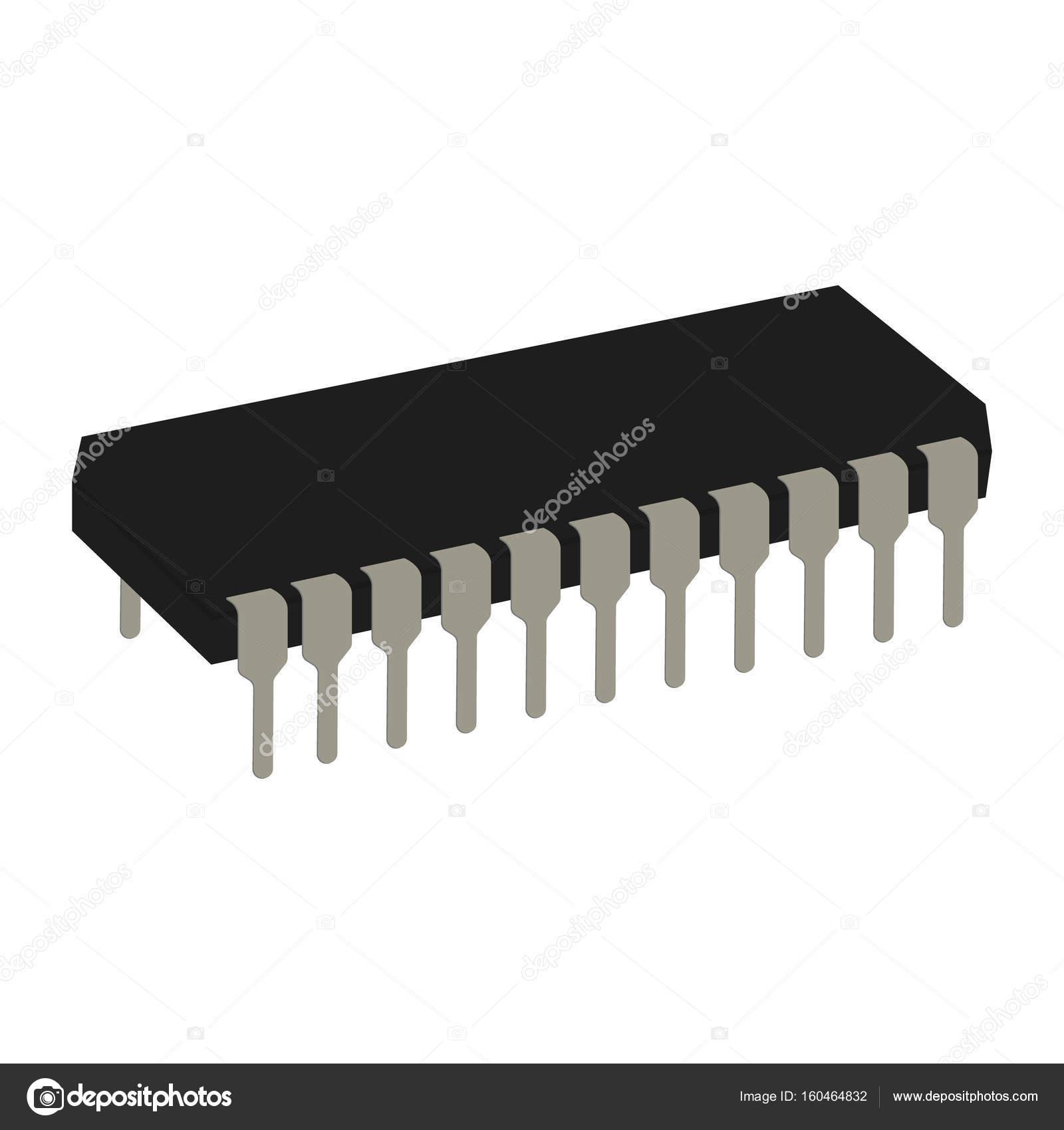 Power Transistor Raster Stock Photo Viktorijareut 160464832 Electronic Integrated Circuit Chip Royalty Free Image