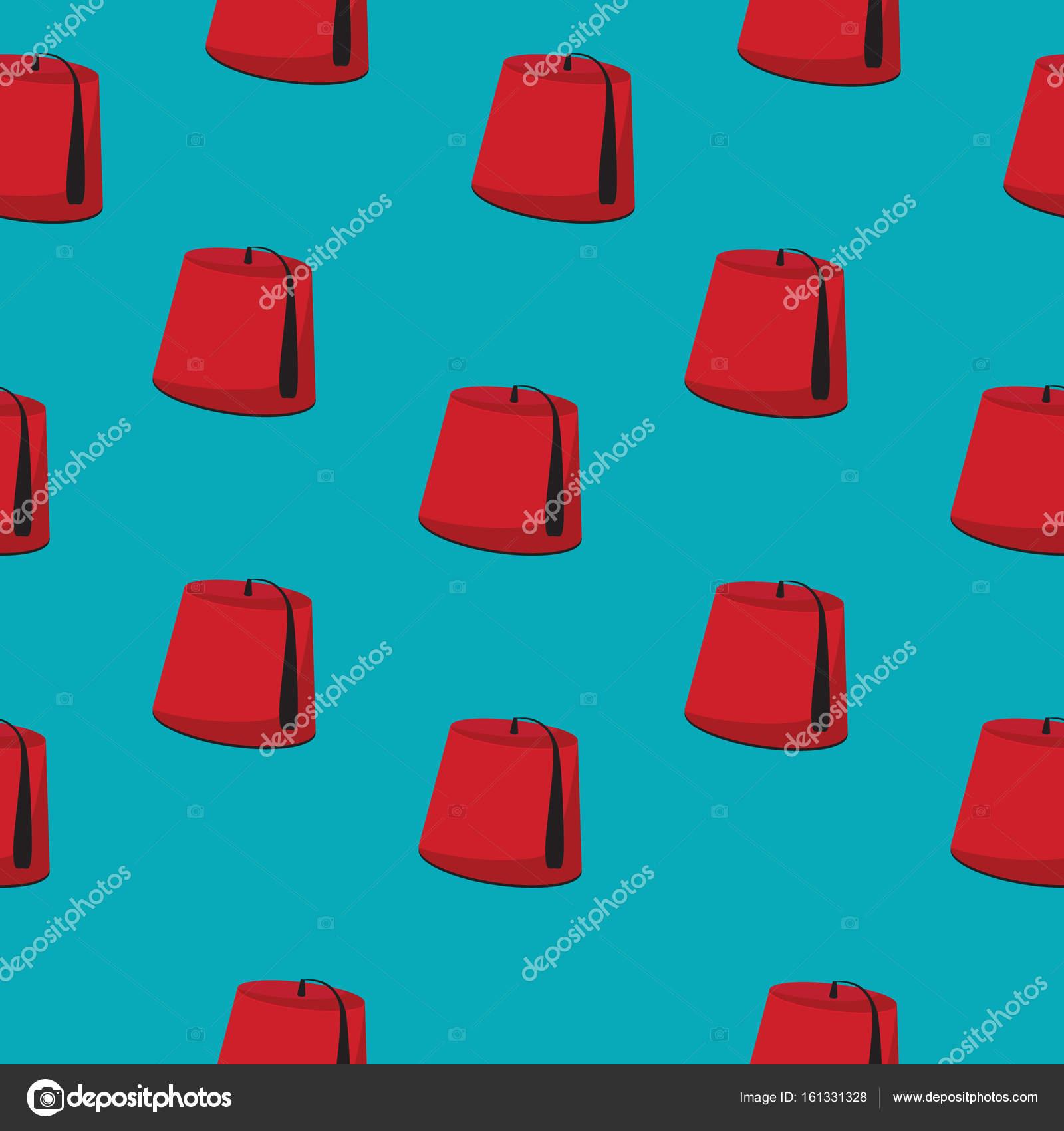 Patrón del sombrero Turco — Foto de stock © viktorijareut  161331328 0b4d20f174f