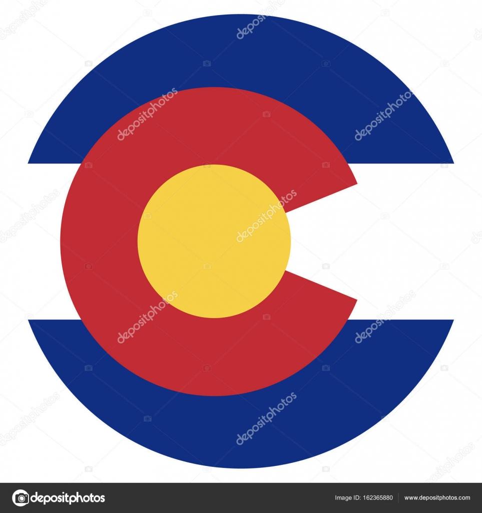 colorado flag vector stock vector viktorijareut 162365880 rh depositphotos com colorado flag vector image