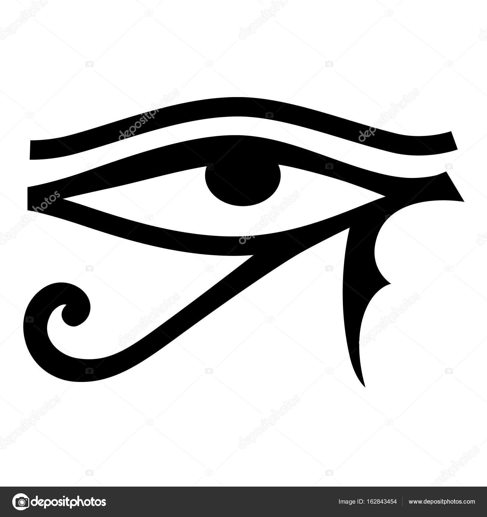 Horus eye raster — Stock Photo © viktorijareut #162843454