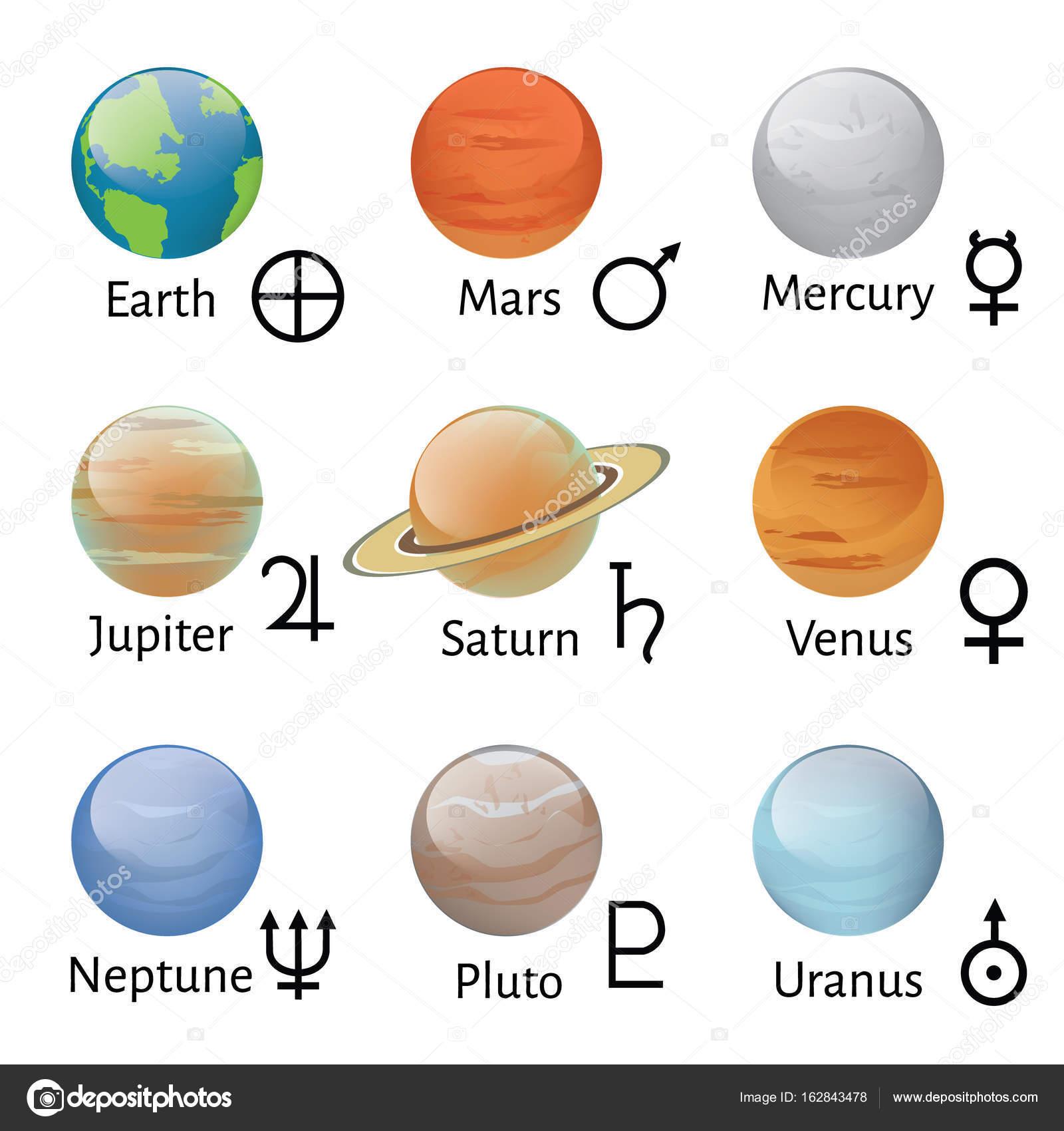 Zodiac And Astrology Symbols Stock Photo Viktorijareut 162843478