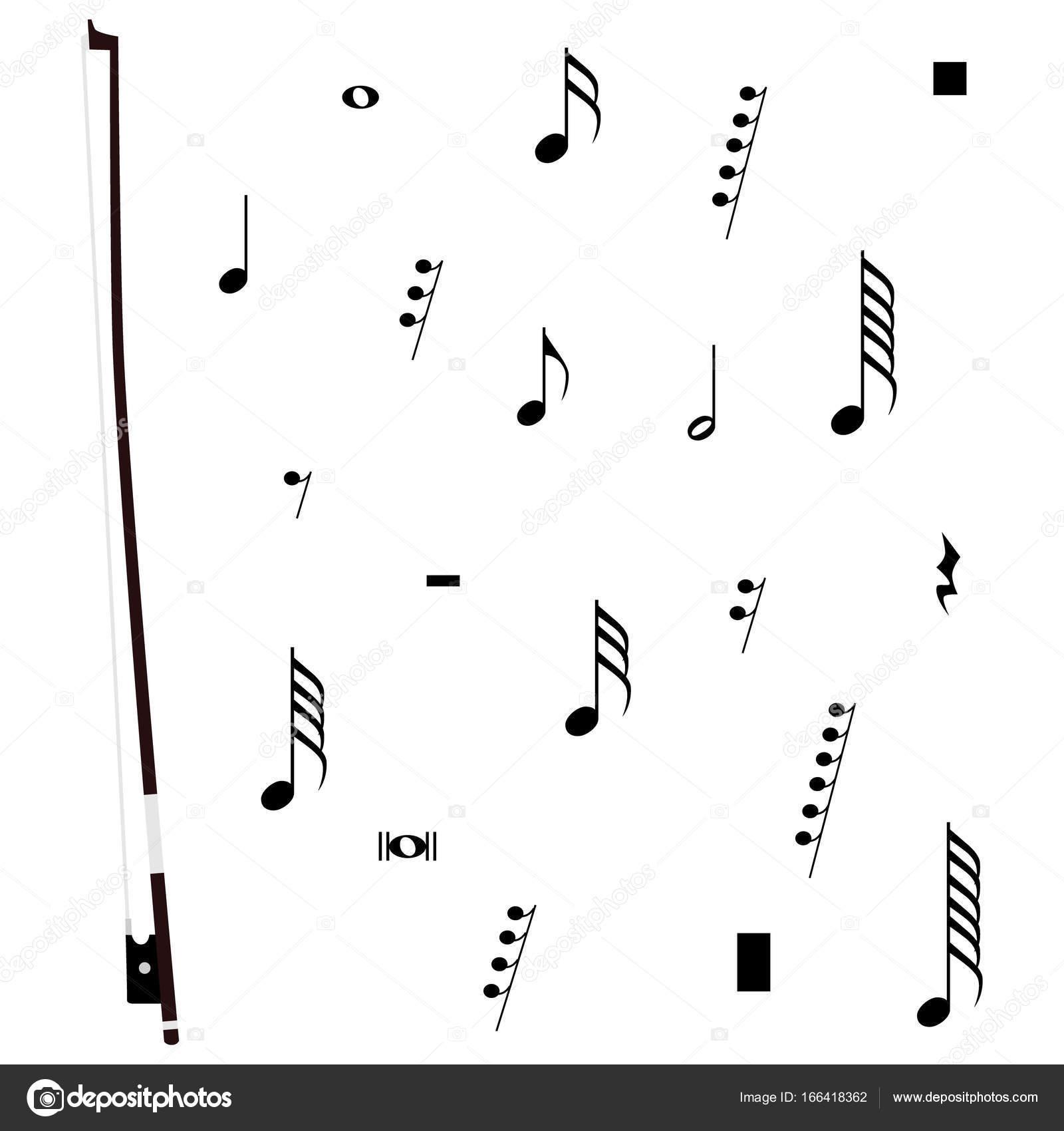 Musical notation symbols stock photo viktorijareut 166418362 musical notation symbols stock photo biocorpaavc