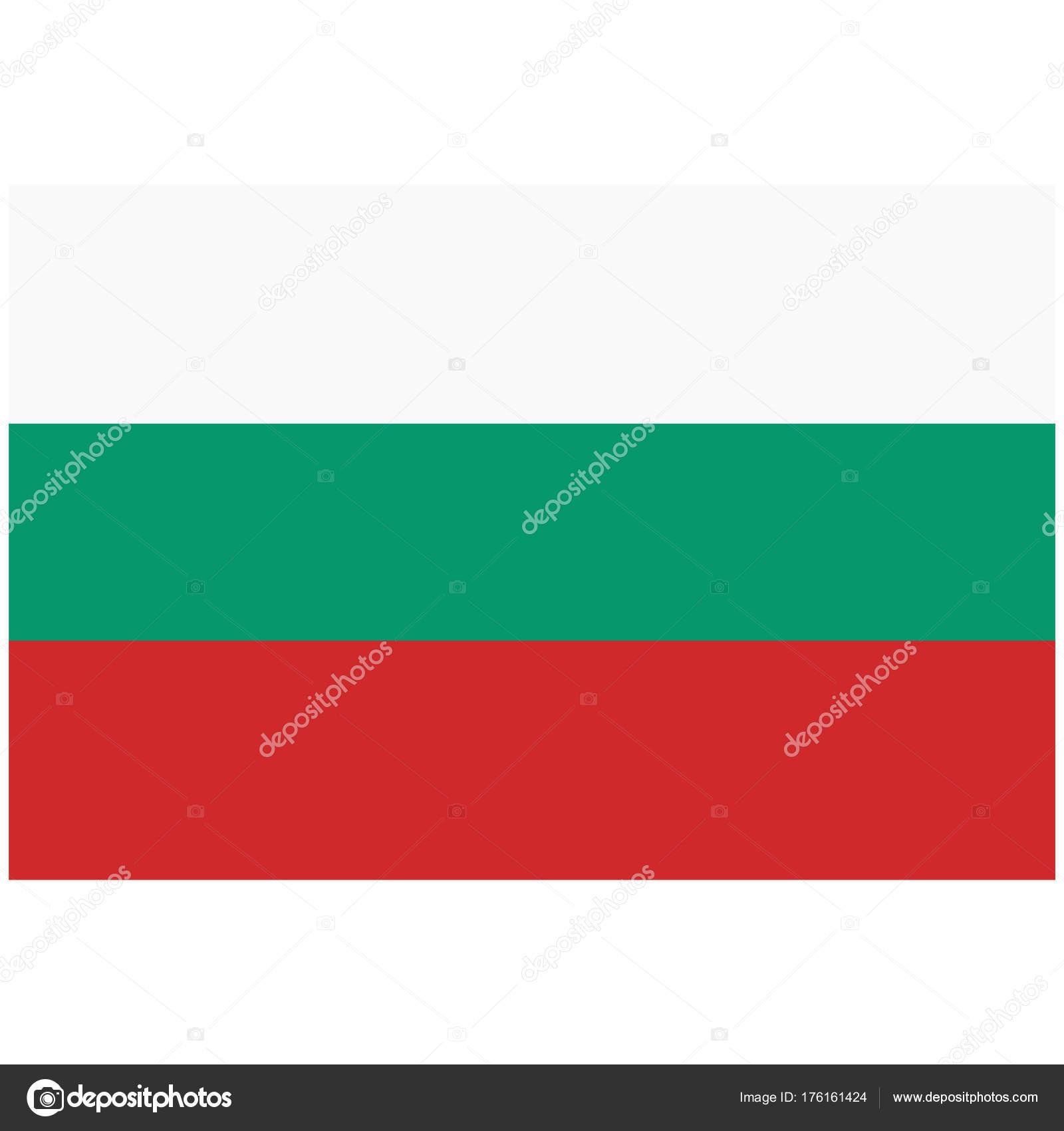 Bulgarie drapeau raster — Photographie viktorijareut ©  176161424 508d93f6d33