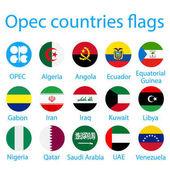 Vlajky zemí OPEC