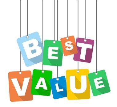vector illustration background best value