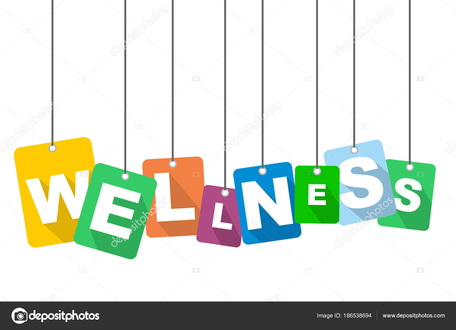 Wellness background  vector illustration background wellness — Stock Vector © houbacze ...
