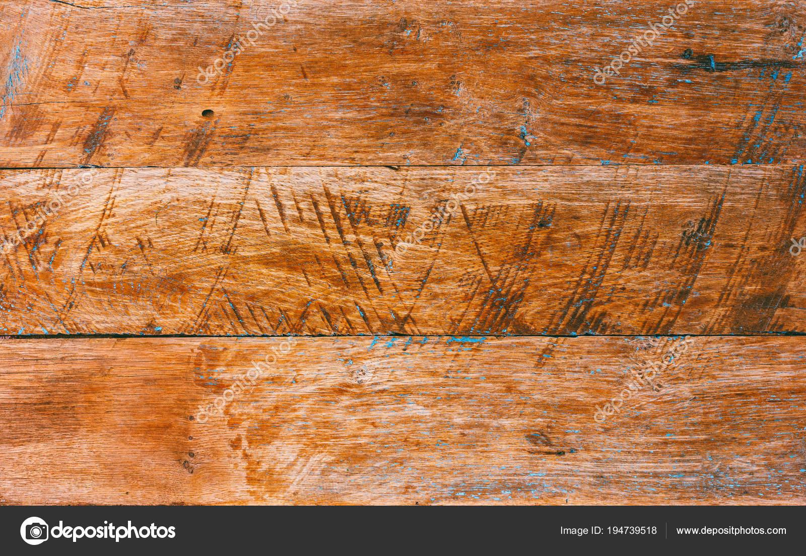 Houten retro grunge achtergrond textuur van eiken planken