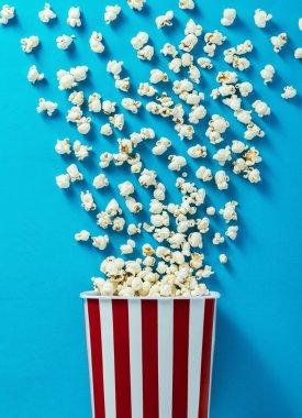 Popcorn and cinema