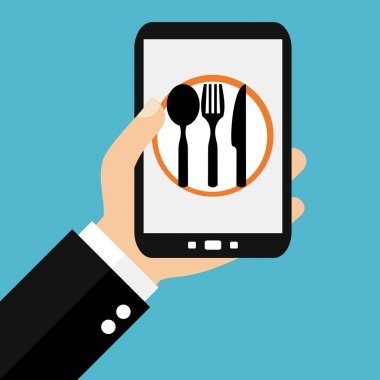 Smartphone - Food Delivery