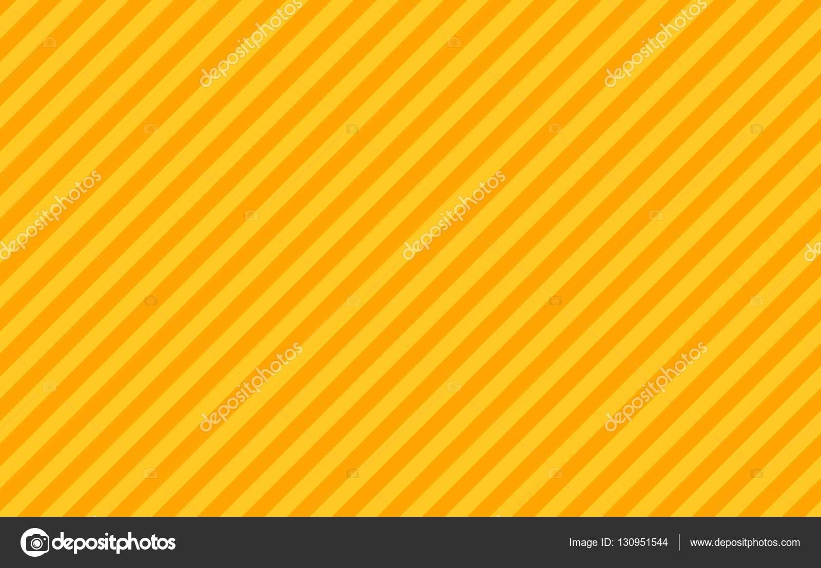 Fondo Naranja Con Franjas