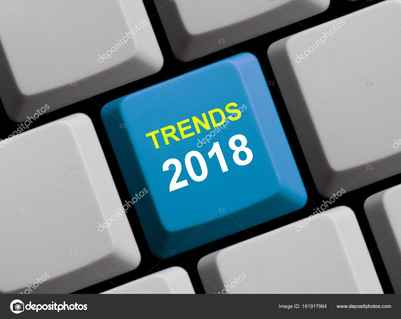 computer keyboard trends 2018 stock photo keport 161917964